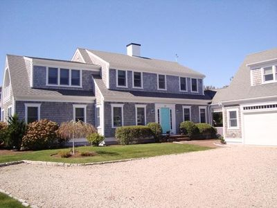 Photo for Chatham Breeze - Walk to beach & town! Central air - Wifi!