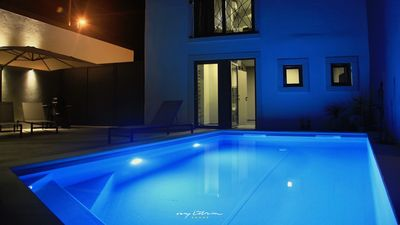 Photo for Modern villa with private pool near Rovinj