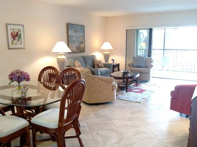 Photo for LARGEST 2BR / 2BA - Low Rate for 2 People !  Close to Beach, Pool & Everything -