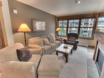 Photo for The Springs, Extra Large Condo - Next to the Gondola w/Pool, Hot Tubs, & Sauna
