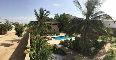 Photo for Spacious villa with pool for 6-8 people, close to the beach