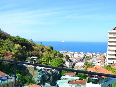 Photo for Located just a 5 minute walk to the Malecon and Beach, OCEAN VIEW