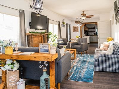 Photo for Vintage Farmhouse *Perfectly located off I-40*