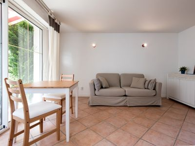 Photo for Studio 2 * furnished with tourism terrace in the heart of La Rochelle