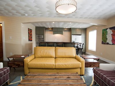 Photo for Napoli - Pet Friendly Condo with Private Patio and Access to Common Space.
