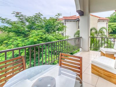 Photo for Modern condo in Playas del Coco w/ shared pool and gated entrance