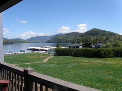 Photo for Best Kept Secret in Lake Placid:  Waterfront, Walk to Village, Space and Quality