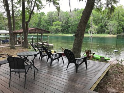 Photo for Find Your Calm - Palm Waters Riverhouse Retreat