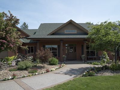 Photo for Large home close to Flathead Lake and the best of the valley