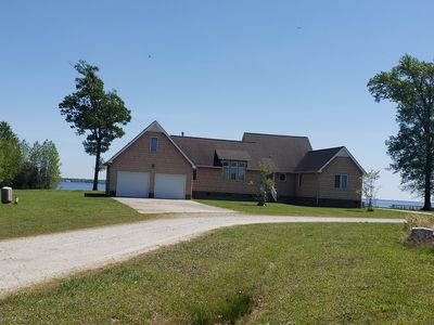 Photo for Waterfront Custom Home On The Perquimans River