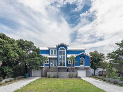 Beautiful New Home Just Steps From The Ocean With Spectacular Ocean Views