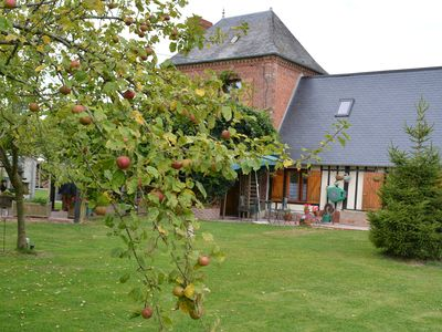 Photo for Le Moussel B&b is the ideal place in the quiet of the countryside