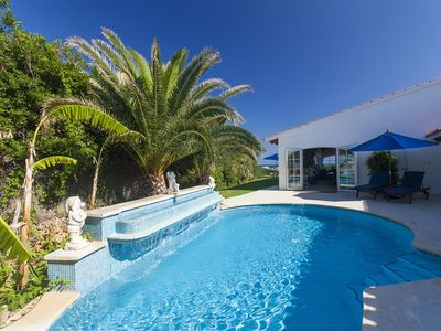 Photo for Luxurious Sea Front Villa With Garden, Private Pool, Air-Con