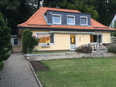 Photo for Detached holiday home in Bad Harzburg with sun terrace and a lovely garden
