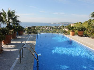 Photo for Luxury 5 start Villa with Spectacular sea views
