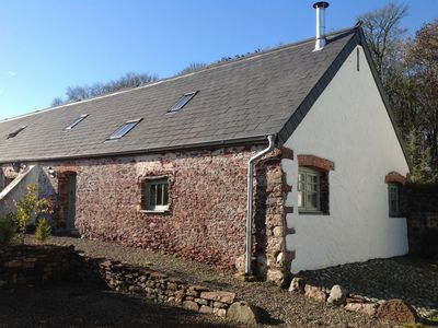 Photo for Wagtail cottage - character barn conversion near beaches and coastal path.