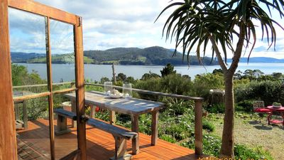 Photo for 1BR Cottage Vacation Rental in Dennes Point, TAS