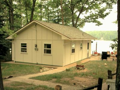 The Waller Cabin on Spider Lake!