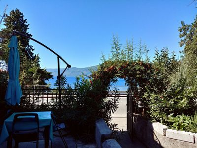 Photo for Holiday home Totićevi - apartments 100 meters from the sea