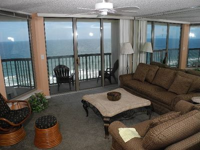 Photo for Emerald Cove I Unit: 8B! Oceanfront 3 Bedroom! Escape to the beach with the best rates!