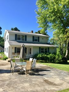 Photo for Comfy Remodeled House a mile north of downtown Ephraim on Hwy 42. Great Location