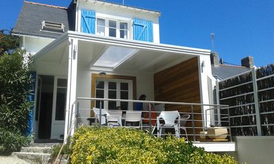 Photo for South Brittany Quiberon peninsula rental house for 5 people