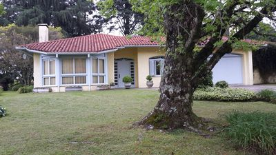 Photo for GREAT house with 320m2! Garden 2. 400m2. REVIEWS 100% !!! 'HEATING in every house