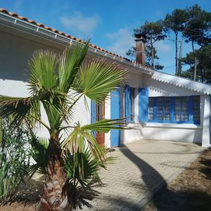 Photo for Superb villa for 4 to 9 people, 500 m from the beach Biscarosse with swimming pool