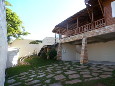 Photo for Mansion in close Pampulha Rim of the legume with 10 rooms and whirlpool