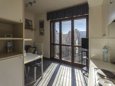 Photo for Cozy flat with views on garden