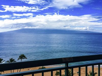 Photo for Maui Resort Rentals: Marriott's Maui Ocean Club 2 BR Oceanfront Suite