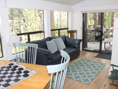 Photo for Creek Side Cottage in Oak Creek Canyon