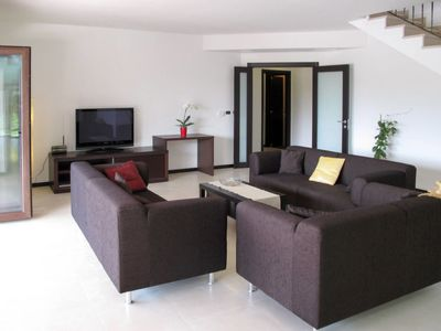 Photo for Vacation home Villa Andrea mit Pool (PUL463) in Pula - 10 persons, 4 bedrooms