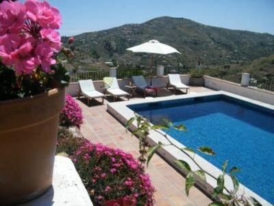 Photo for Luxurious holiday home with large private pool and beautiful garden