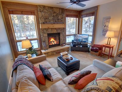 Photo for Settlers Creek 6512 FREE shuttle to slopes, FREE Wifi, Great pool and Minnie's Cabin by Summitcove Lodging
