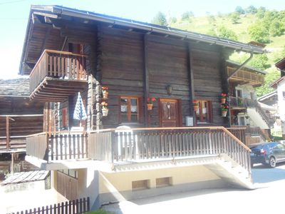 Photo for Les Haud����res house for 1 - 4 people with 3 bedrooms - Holiday home