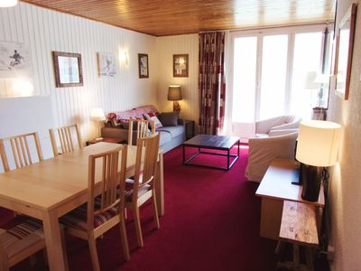 Photo for 2 rooms warm and fully equipped for 5 pers. Hyper center of Tignes Le Lac.