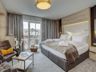 Photo for DOUBLE ROOM BERGKRISTALL - Hotel Jagdhof GmbH