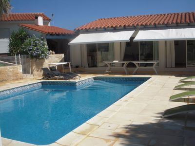 Photo for MAS CATALAN CLOSE TO THE BEACHES / 15mn PRIVATE SWIMMING POOL