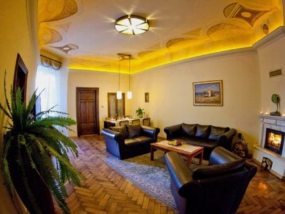 Photo for Best location to explore Krakow! Spacious, beautiful. Free airport transfer
