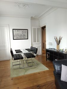 Photo for Charming apartment in the tourist center of Le Havre