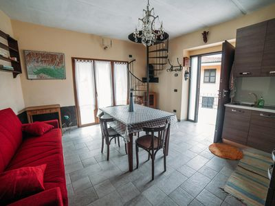 Photo for 1BR Country House / Chateau Vacation Rental in Abbadia Lariana, Lombardia