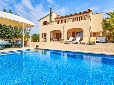 Photo for Finca Artista (010101) - Country house for 10 people in Arta