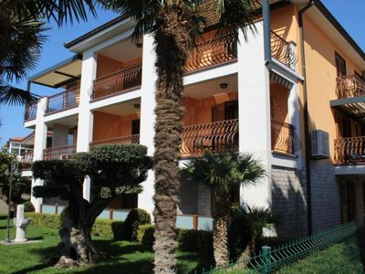 Photo for Holiday apartment Portoroz for 4 persons with 2 bedrooms - Holiday apartment in a villa