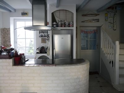 Photo for Charming house less than 100 meters from the beach