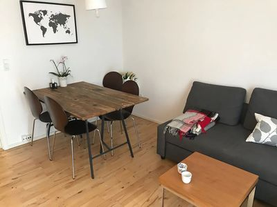 Photo for Cozy central apartment in the nicest area of Copenhagen
