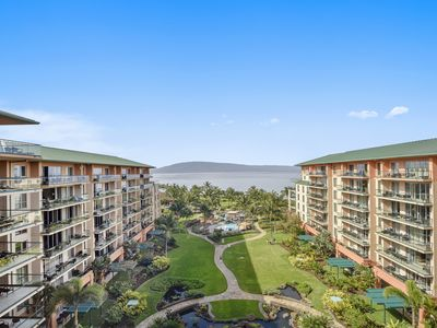 Photo for Stunning waterfront condo w/ ocean views, beach access, resort pools, & hot tubs