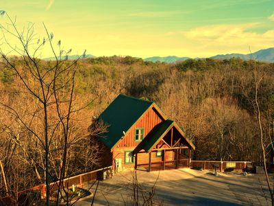 Photo for Mother's Day Open! 4 KING BEDS! THEATER ROOM! HOT TUB*POOL*VIEWS*GREAT LOCATION!