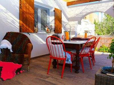 Photo for casa Fay located in Benidorm with large private garden and free wifi