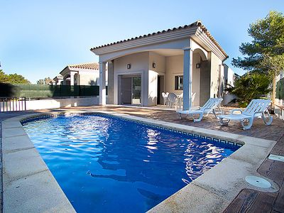 Photo for Vacation home Gaviota 5 in Deltebre - 6 persons, 3 bedrooms